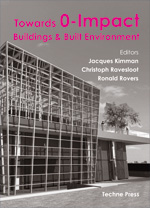 Towards 0-Impact Buildings and Built Environments